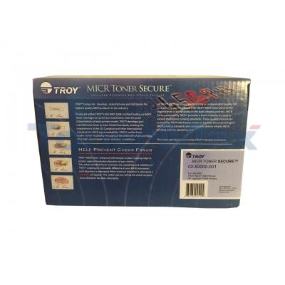 TROY HP LJ P1606DN MICR TONER SECURE CART BLACK